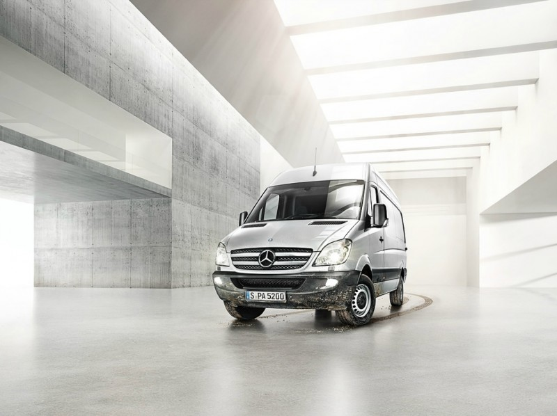 Mercedes benz sprinter by igor panitz for Mercedes benz made in germany