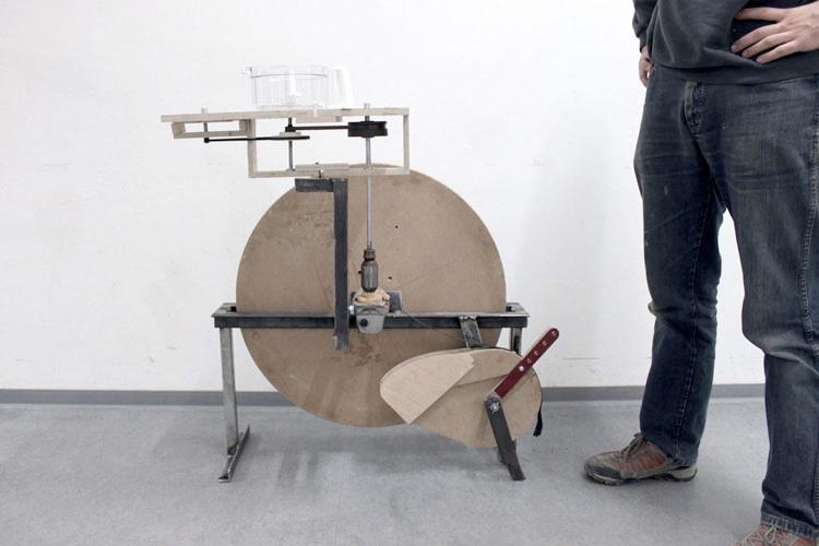 R2B2 – Küchengeräte mit alternativem Antriebskonzept