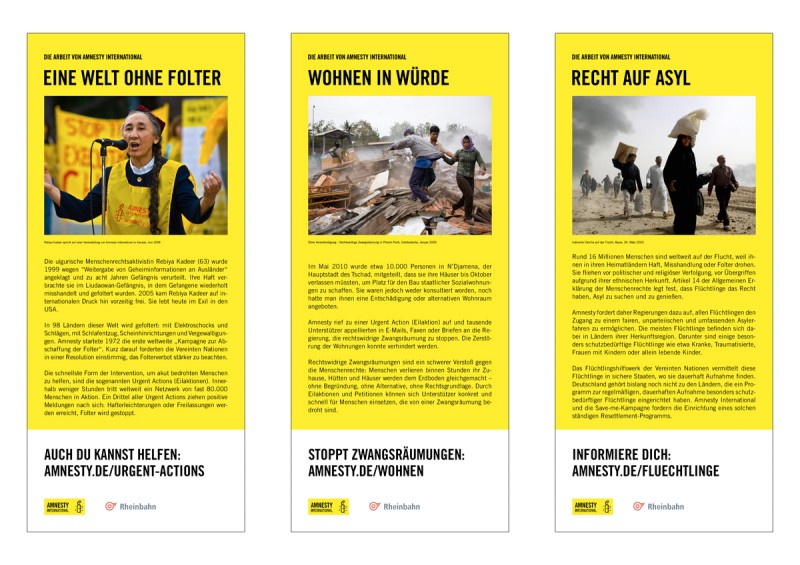 Amnesty International Design Jobs