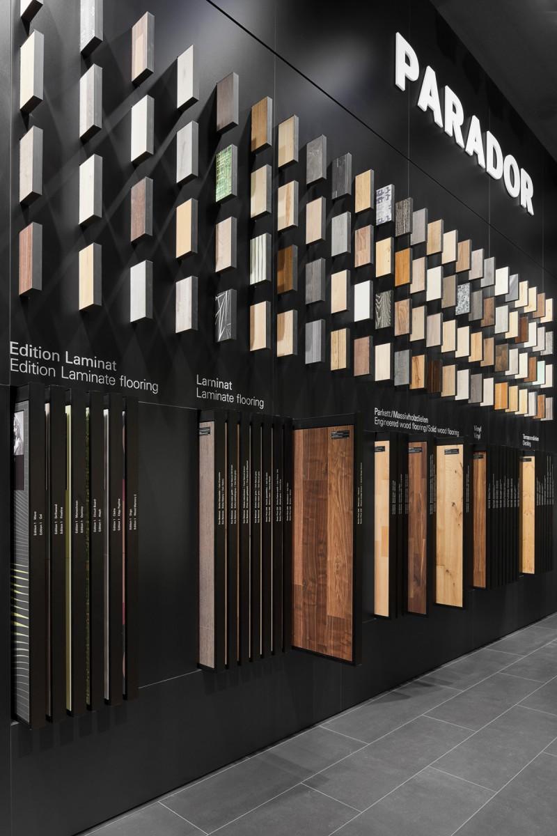 parador domotex 2012. Black Bedroom Furniture Sets. Home Design Ideas