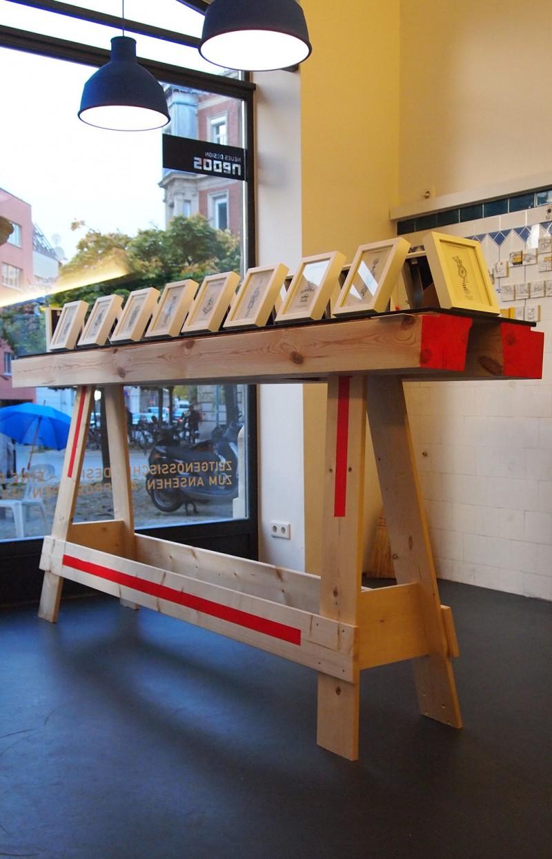 la taper a pop up tapas bar in nuremberg. Black Bedroom Furniture Sets. Home Design Ideas