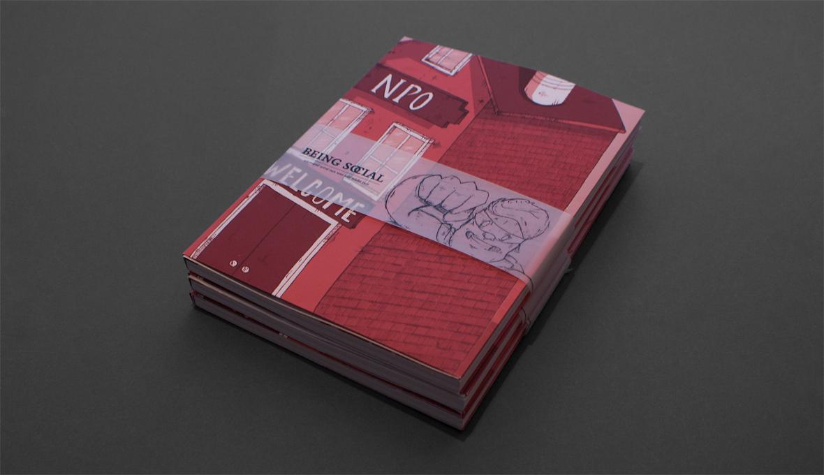 Max Kreutzfeldt - Magazine cover