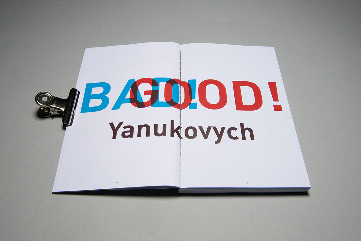 Ukraine for Praktikum grafikdesign frankfurt