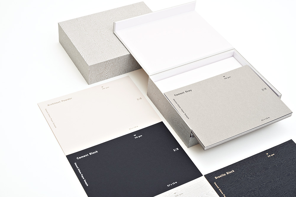 Gmund urban for Praktikum produktdesign