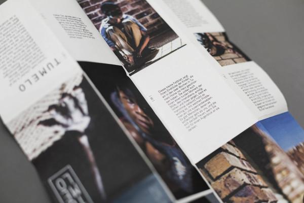 Auserwähltes - Magazine cover