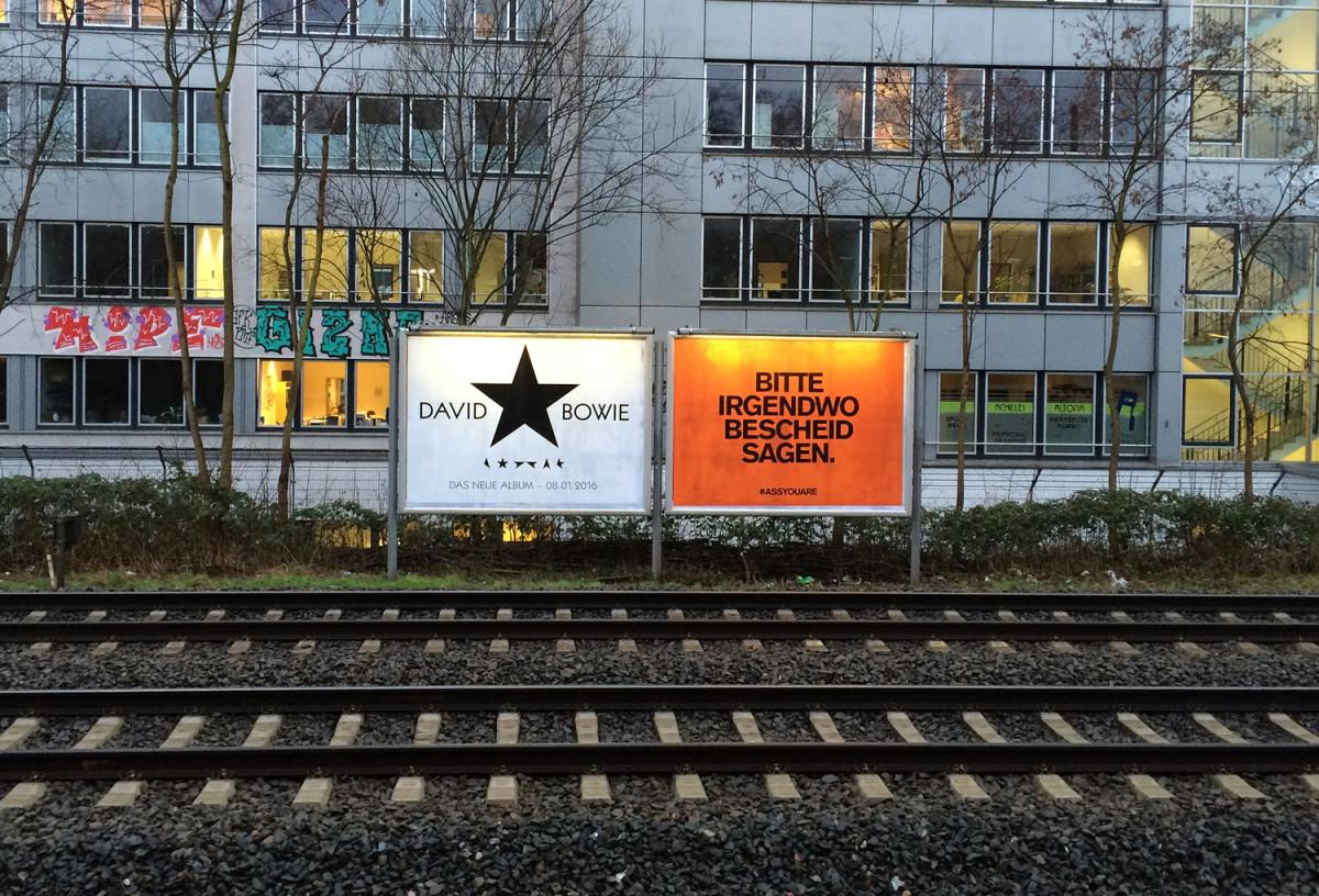 Assyouare kampagne for Praktikum grafikdesign frankfurt