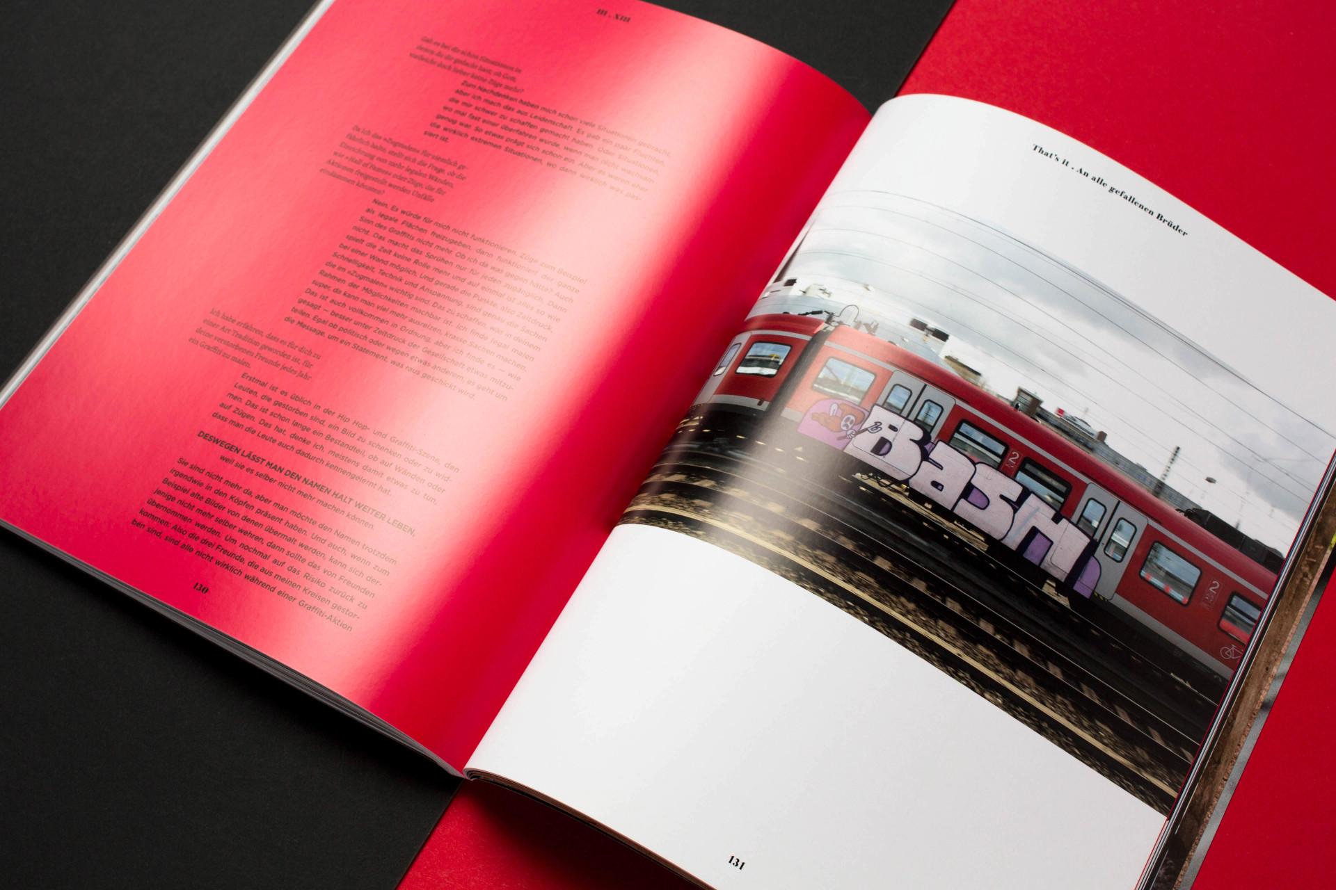 Voltaire magazine vol iii for Praktikum grafikdesign frankfurt
