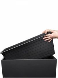 geschmackvolle pflanzk bel made in germany. Black Bedroom Furniture Sets. Home Design Ideas