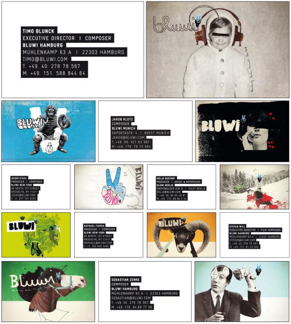 Bluwi. Corporate Design (2)