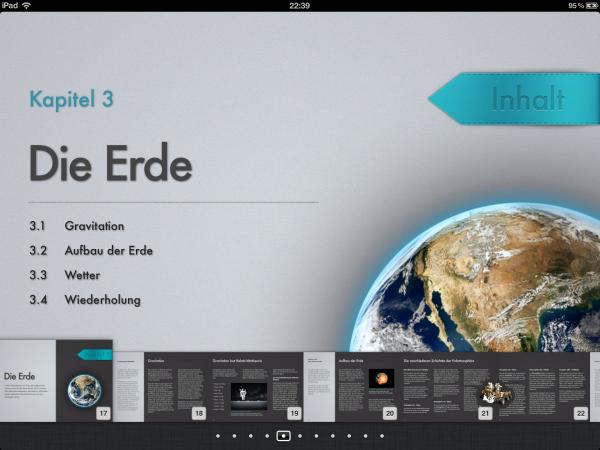 iBook – Sonnensystem, Mission zum Mars (2)