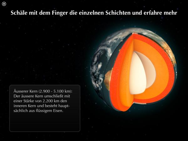 iBook – Sonnensystem, Mission zum Mars (3)