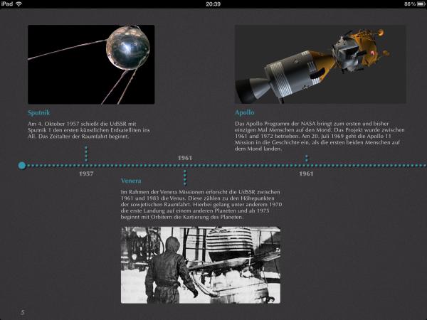 iBook – Sonnensystem, Mission zum Mars (5)