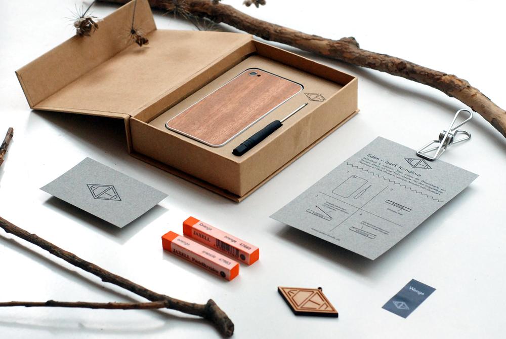 Eden – Holz fürs iPhone (1)