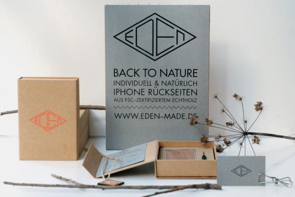 Eden – Holz fürs iPhone (4)