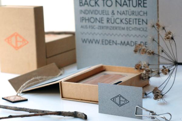 Eden – Holz fürs iPhone (5)