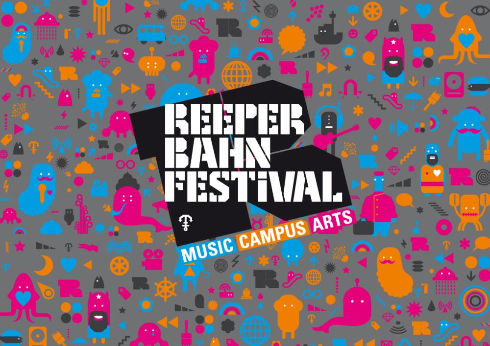 Reeperbahn Festival. Corporate Design 2013. (1)