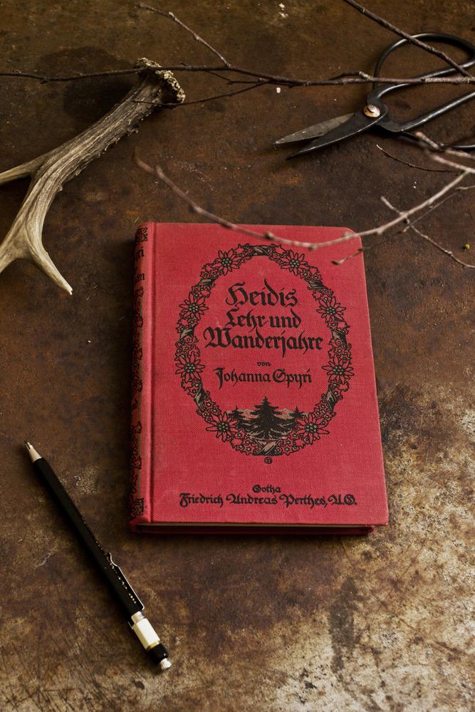 Konglomerat – Handgemachte Notizbücher aus alten Büchern