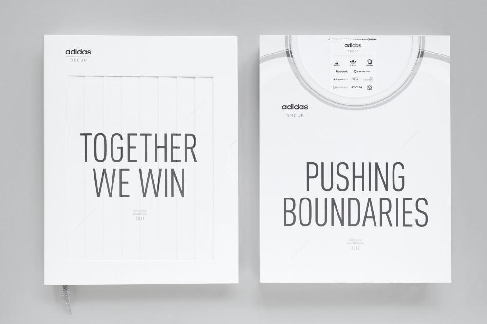 Pushing Boundaries – Adidas Group Geschäftsbericht 2012 (1)