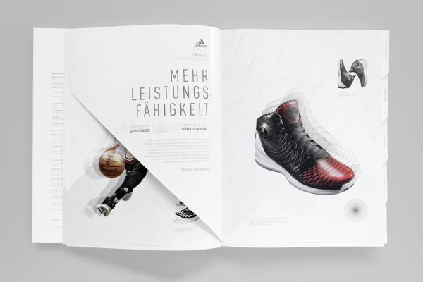 Pushing Boundaries – Adidas Group Geschäftsbericht 2012 (9)