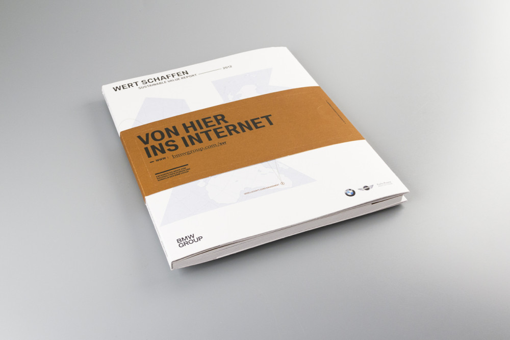 BMW Group Sustainable Values Report 2012 (1)