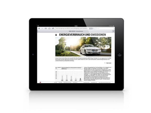 BMW Group Sustainable Values Report 2012 (17)
