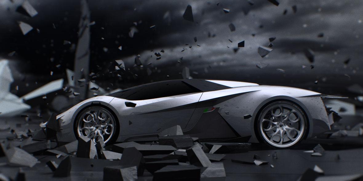 Diamante Concept Car