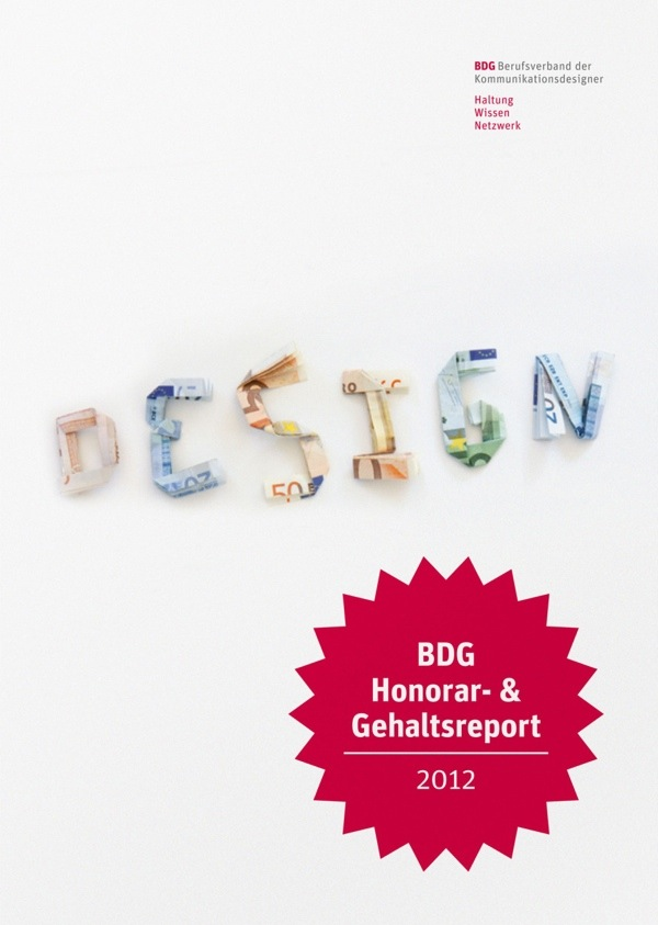 Making of: BDG Gehaltsreport