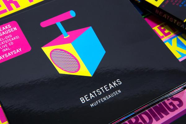 Beatsteaks. Muffensausen. (3)