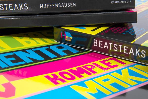 Beatsteaks. Muffensausen. (4)