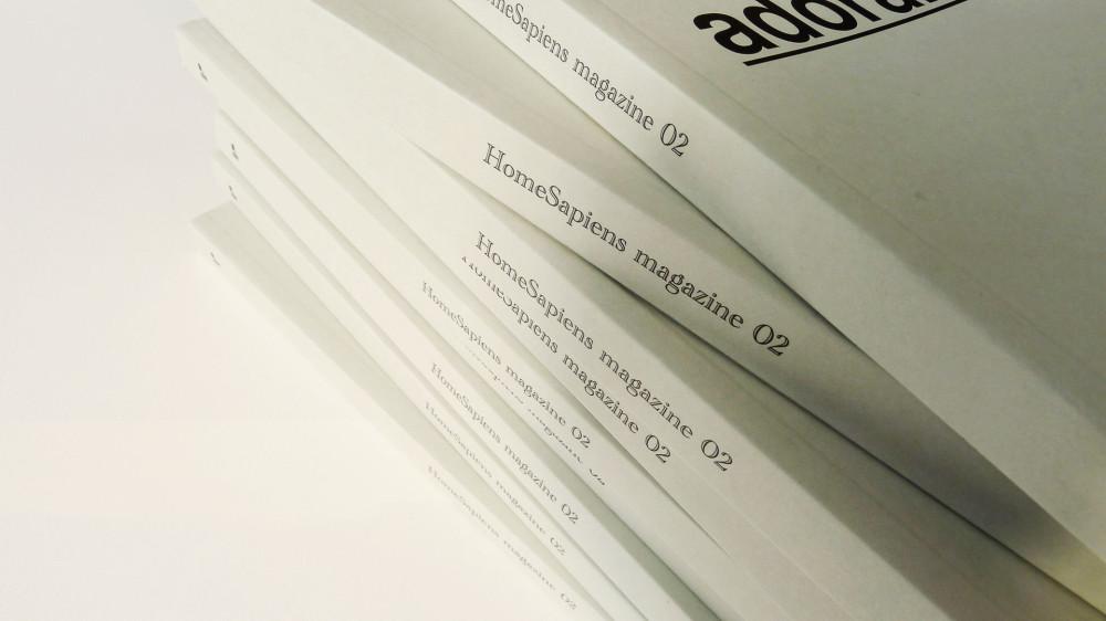HomeSapiens Magazin (1)