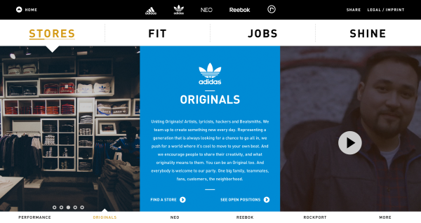 Adidas retail careers for Designer jobs deutschland