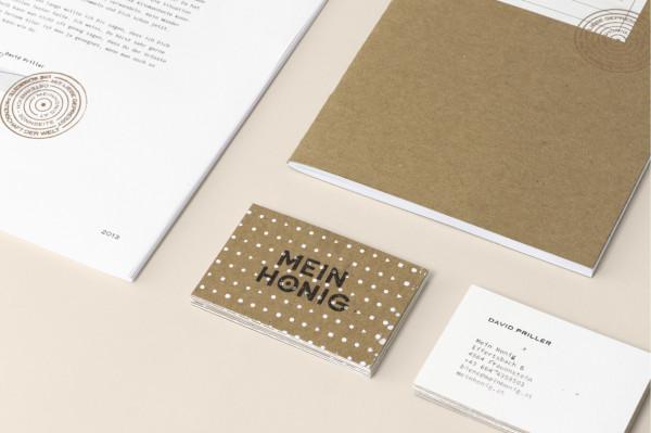 Mein Honig – Brand Identity (2)
