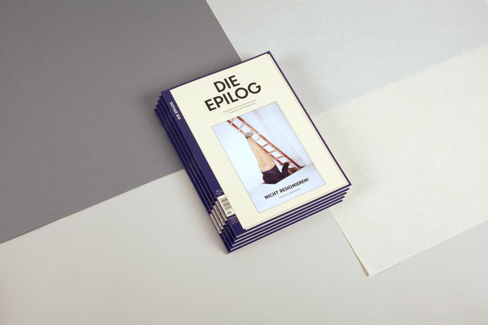 Die Epilog — Zeitschrift zum Gesellschaftswandel, Ausgabe 1 (1)