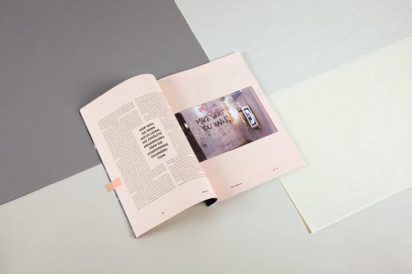 Die Epilog — Zeitschrift zum Gesellschaftswandel, Ausgabe 1 (4)