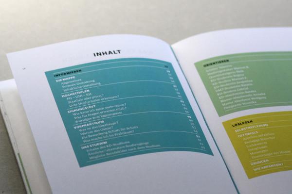 Wegweiser – Das Starterkit für Designbewerber (4)