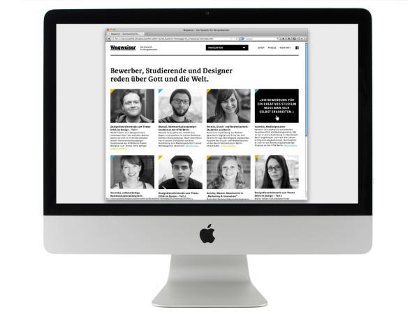 Wegweiser – Das Starterkit für Designbewerber (15)