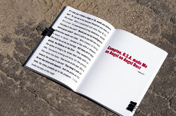 Kendrick Lamar – good kid, m.A.A.d city – typografisch inszeniert (3)