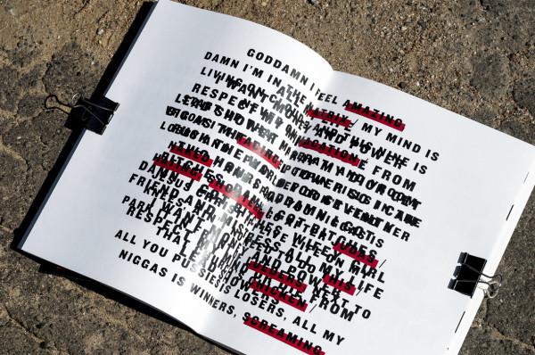 Kendrick Lamar – good kid, m.A.A.d city – typografisch inszeniert (5)