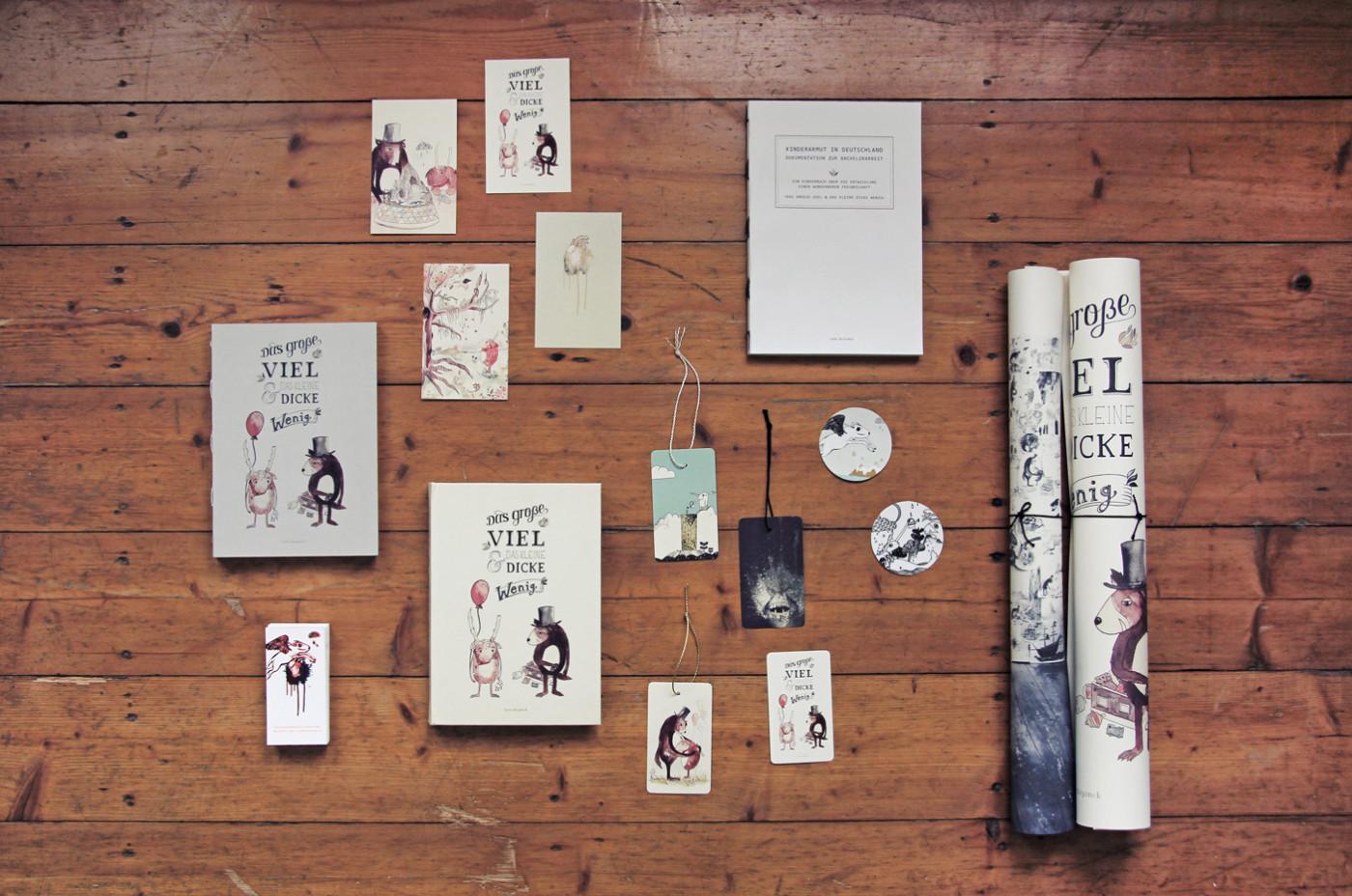das gro e viel und das kleine dicke wenig kinderbuch. Black Bedroom Furniture Sets. Home Design Ideas