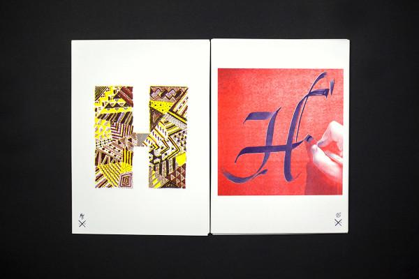 Lettering »VS« Calligraphy (3)