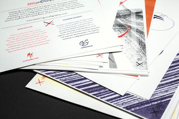 Lettering »VS« Calligraphy (4)