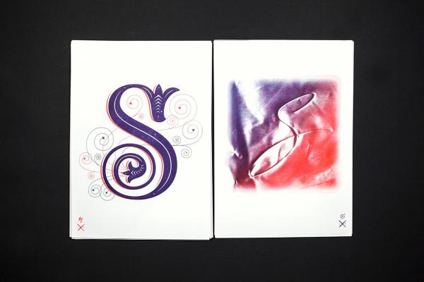 Lettering »VS« Calligraphy (9)