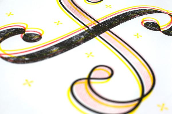 Lettering »VS« Calligraphy (19)