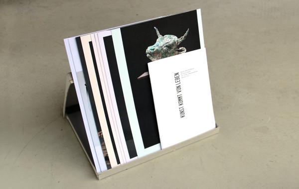 Ausstellungskatalog, Bildhauer, Matthias Rodach (2)