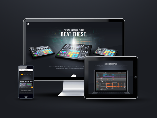 Beat these – The New Maschine Family (2)