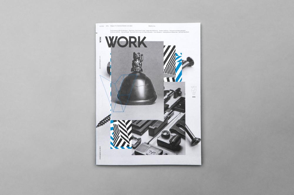 Work Magazin N°1 (1)