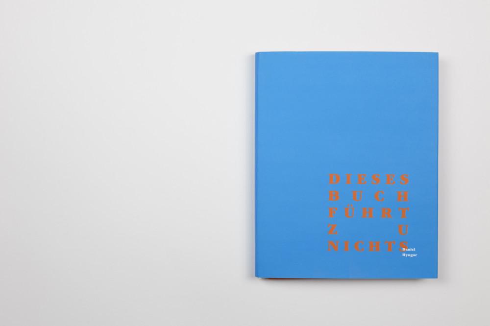 Dieses Buch führt zu Nichts (1)