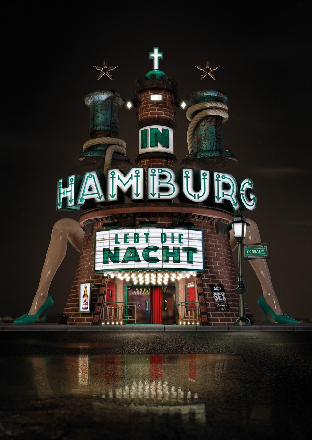 Foreal: In Hamburg lebt die Nacht (1)