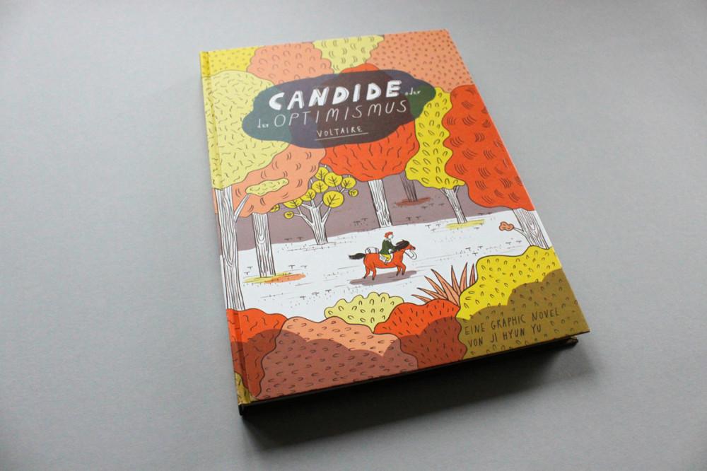 Candide oder der Optimismus – Graphic Novel (1)