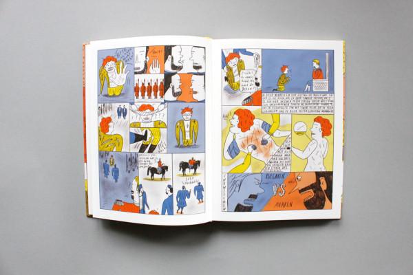 Candide oder der Optimismus – Graphic Novel (4)